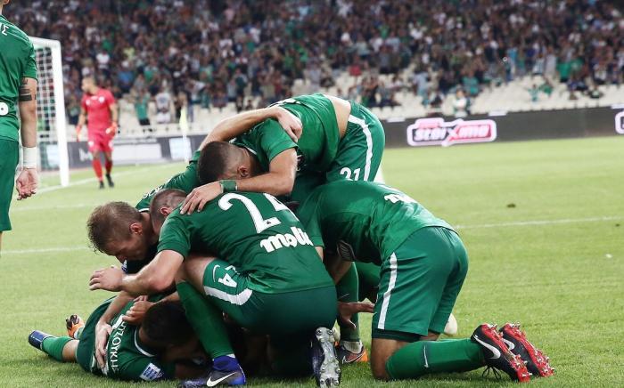 Παναθηναϊκός – Λεβαδειακός 3-0: Μαγικός Χατζηγιοβάνης, ασταμάτητος Παναθηναϊκός!   panathinaikos24.gr