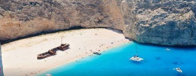 Ναυάγιο: Η ιστορία πίσω από την πιο ξακουστή παραλία της Ζακύνθου | panathinaikos24.gr