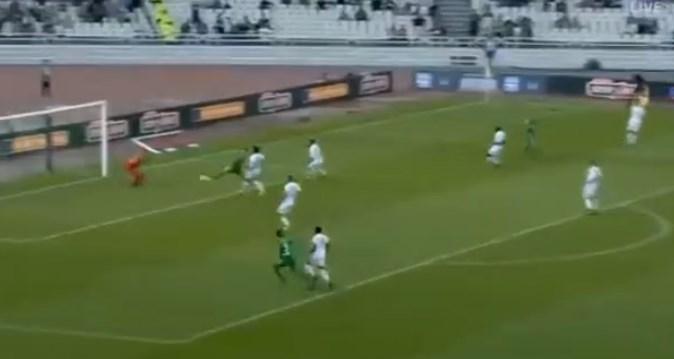 Παναθηναϊκός – Λεβαδειακός: Το γκολ του Καμπετσή! (vid) | panathinaikos24.gr