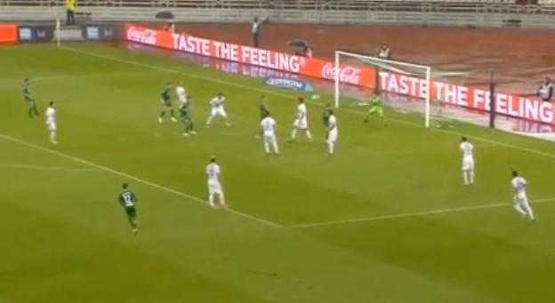 Πρώτο γκολ με το τριφύλλι ο Μακέντα και… 2-1! (vid) | panathinaikos24.gr