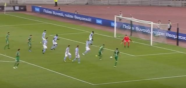 Παναθηναϊκός – Λαμία: Το γκολ του Εμμανουηλίδη! (vid) | panathinaikos24.gr