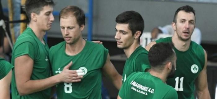 Βόλεϊ: Με Κηφισιά στον τελικό ο Παναθηναϊκός | panathinaikos24.gr
