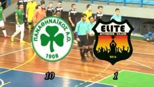 Futsal: Τα highlights από την άνετη νίκη στην πρεμιέρα! (vid)