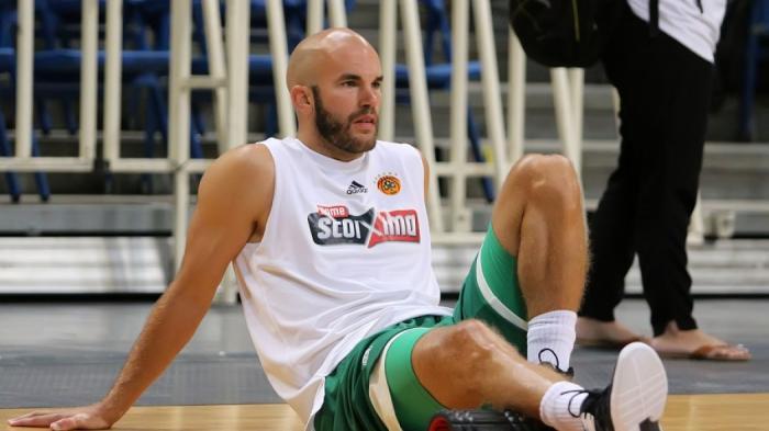 Καλάθης: «Πρώτος στόχος το Final-4» | panathinaikos24.gr