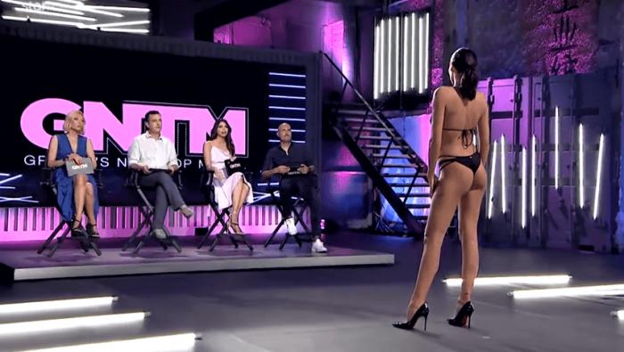 Θεά: Η πιο καυτή παίκτρα του next top model πήγε στα Καλλιστεία και… μάγεψε κόσμο! (vid)   panathinaikos24.gr