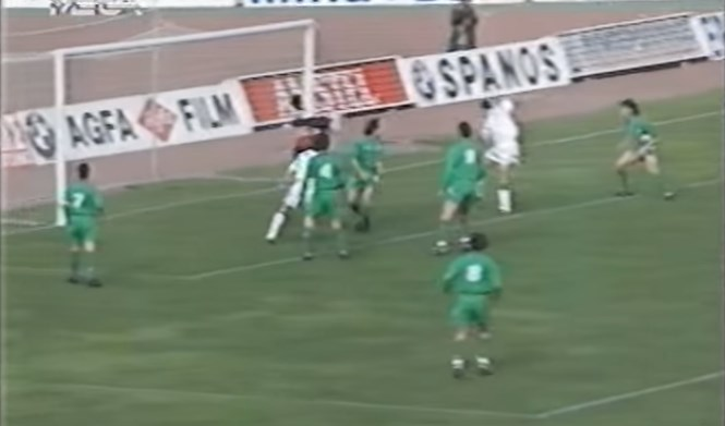 Ρετρό: Τα δύο γκολ του Δώνη κόντρα στον Λεβαδειακό (vids) | panathinaikos24.gr