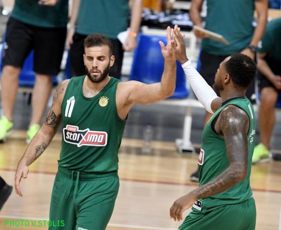 Με πρώτο σκόρερ τον Μήτογλου νίκησε την Ούνιξ ο Παναθηναϊκός | panathinaikos24.gr