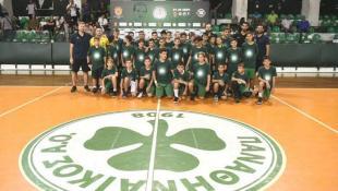 Παναθηναϊκός – Περιστέρι στον τελικό των Ακαδημιών για το τουρνουά «Παύλος Γιαννακόπουλος»