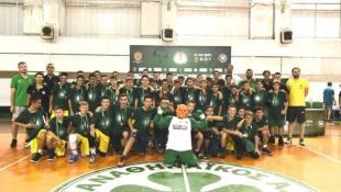 Το Περιστέρι την πρωτιά στο τουρνουά ακαδημιών στη μνήμη του Παύλου Γιαννακόπουλου