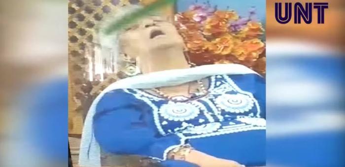 Καθηγήτρια πέθανε σε ζωντανή μετάδοση ενώ μιλούσε σε τηλεοπτική εκπομπή (vid) | panathinaikos24.gr
