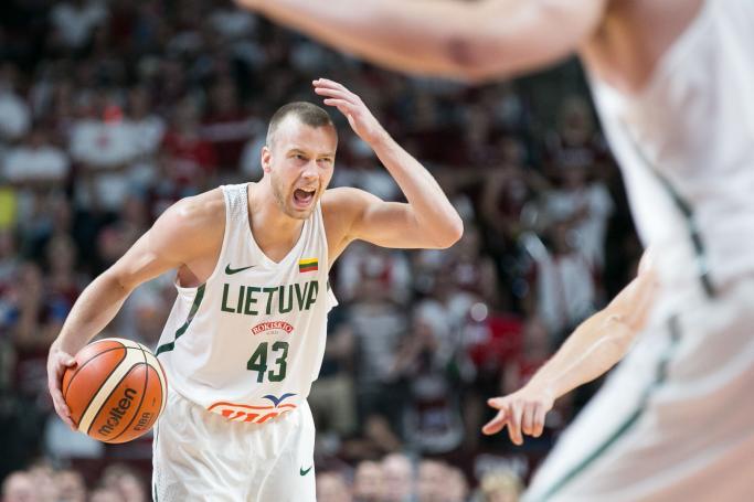 Ήττα για τη Λιθουανία του Λεκαβίτσιους | panathinaikos24.gr