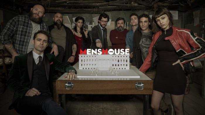 Menshouse volume 2: Εξαντλήθηκε και επανακυκλοφορεί | panathinaikos24.gr