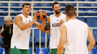 Βουγιούκας: «Σημαντική η ελληνοποίηση της ομάδας»