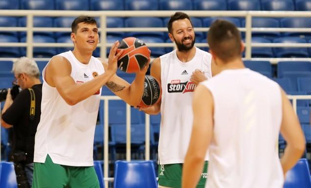 Βουγιούκας: «Σημαντική η ελληνοποίηση της ομάδας» | panathinaikos24.gr