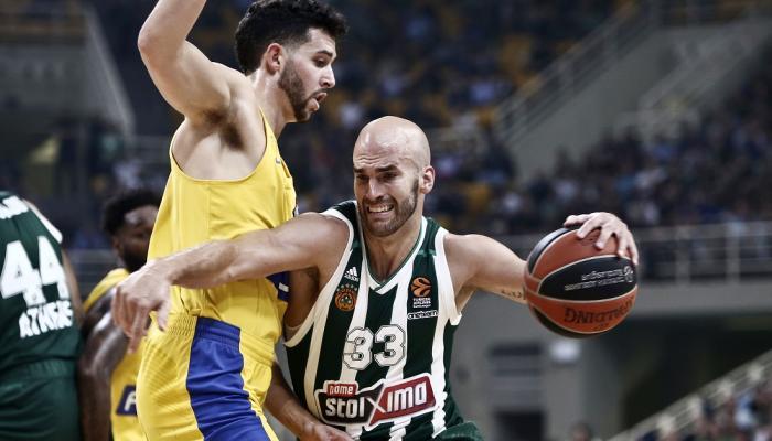 Το challenge του Καλάθη: Ξεπερνά τον Σάρας, με τον Λιθουανό… αυτόπτη μάρτυρα! | panathinaikos24.gr