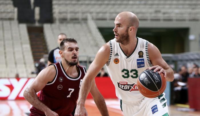 Καλάθης: «Εύκολη απόφαση το να μείνω στον Παναθηναϊκό» | panathinaikos24.gr