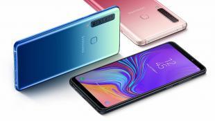 Το πρώτο smartphone με 4 κάμερες παρουσίασε η Samsung