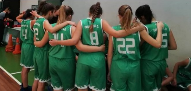 Μπάσκετ: Νίκη για τις Κορασίδες | panathinaikos24.gr