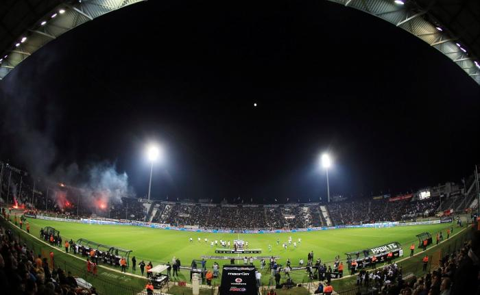 Αλλαγή στην Τούμπα λόγω παρέλασης ή λόγω ευρωπαϊκού αγώνα του ΠΑΟΚ;   panathinaikos24.gr