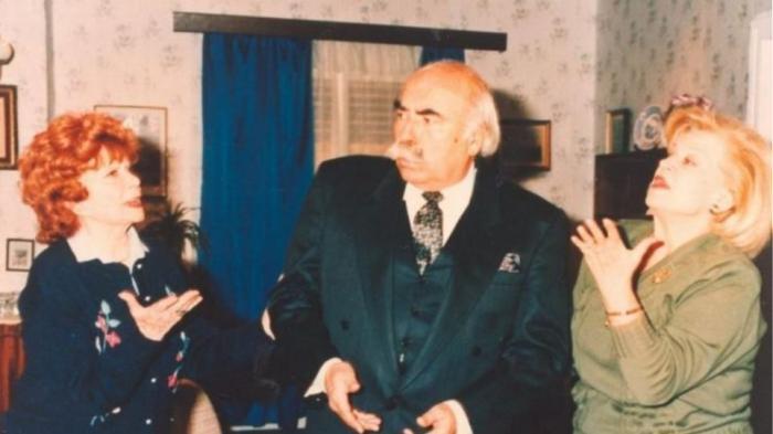 Πέθανε ο Νίκος Κούρος, ο αγαπητός «φαρμακοποιός» της σειράς «Ρετιρέ»   panathinaikos24.gr