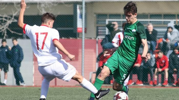 «Πράσινη» τεσσάρα μέσα στου Ρέντη η Κ-15!   panathinaikos24.gr