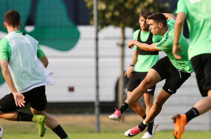 Χωρίς τους διεθνείς αλλά με 10 παίκτες από την Κ-19 η προπόνηση | panathinaikos24.gr