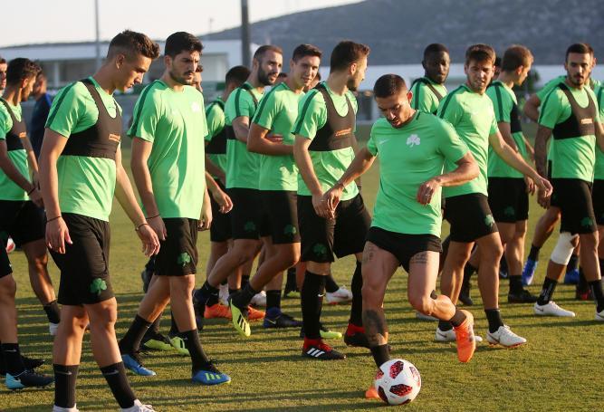 Ετοιμος για ΑΕΚ ο Παναθηναϊκός – Η αποστολή του Δώνη | panathinaikos24.gr