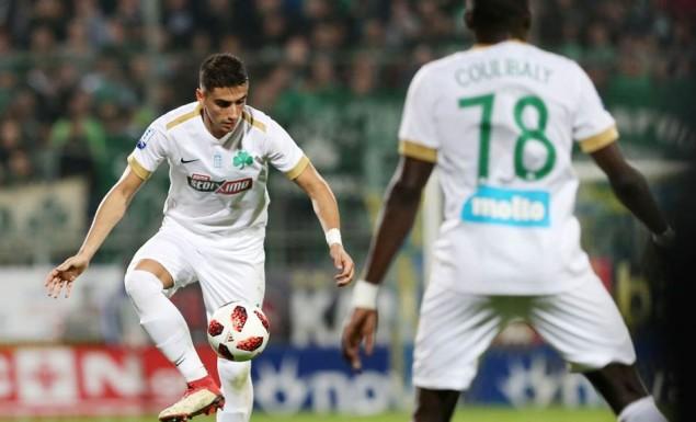 Πούγγουρας: «Ο,τι καλύτερο έχω δει όσο παίζω ποδόσφαιρο»   panathinaikos24.gr