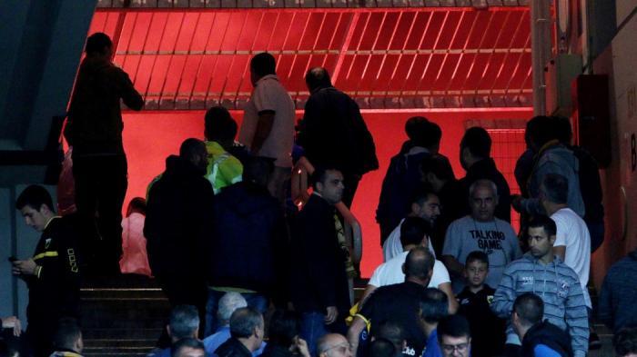 Εκτακτο: «Επίθεση 300 οπαδών της ΑΕΚ με πέτρες, μάρμαρα και μολότοφ στους αστυνομικούς» | panathinaikos24.gr