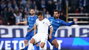 Tρικυμία στην ελληνική άμυνα και γκολ για τη Φινλανδία!
