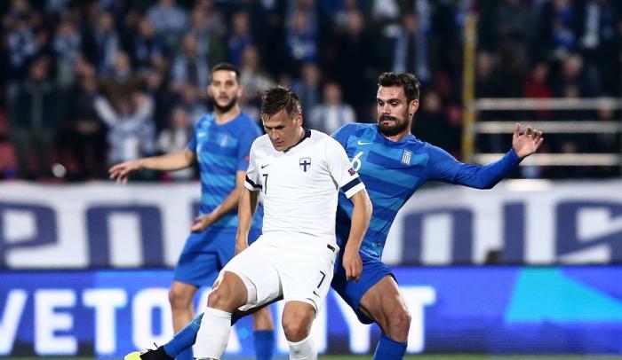 Tρικυμία στην ελληνική άμυνα και γκολ για τη Φινλανδία! | panathinaikos24.gr