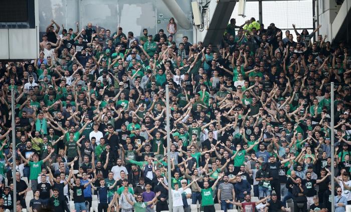 Η φωτογραφία του αγώνα: Τρέλα σε καταπράσινο φόντο! (pic)   panathinaikos24.gr