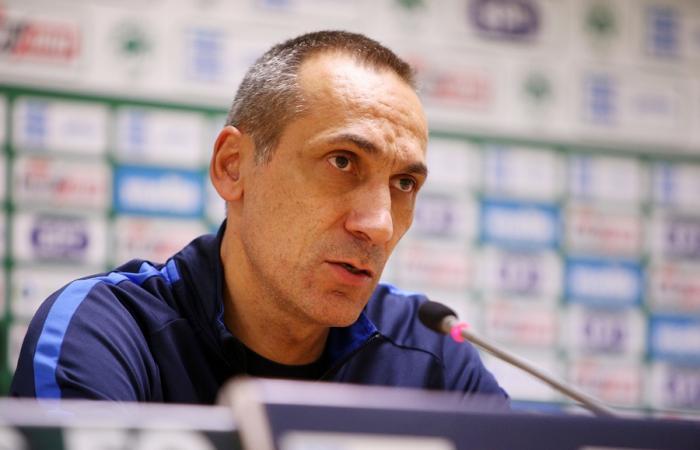 Δώνης: «Περίμενα το αήττητο – Δε φοβούνται οι παίκτες μου στην Τούμπα» | panathinaikos24.gr