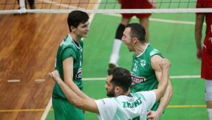 Χαράλαμπος Ανδρεόπουλος: «Να σταθούμε στο ότι παίξαμε καλά»