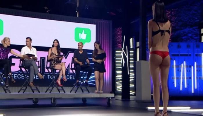 Τρομερό σκηνικό στο Next Top Model – Απίθανη κορμάρα «διέλυσε» την Καγιά | panathinaikos24.gr