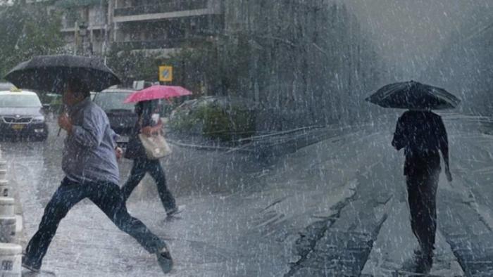 Καιρός: Εκτακτο δελτίο – Ερχονται βροχές και καταιγίδες! | panathinaikos24.gr