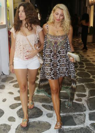 Κατερίνα Σπυροπούλου: Αυτή είναι η αδιανότητα σέξι αδερφή της Κωνσταντίνας (pics) | panathinaikos24.gr