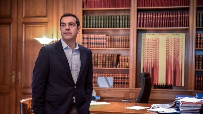 Αδιανόητη γκάφα:  «Παραιτήθηκε» ο Τσίπρας! (ΦΩΤΟ) | panathinaikos24.gr