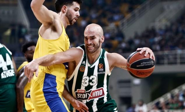 Οσο υπάρχεις εσύ, δεν φοβάται κανείς | panathinaikos24.gr