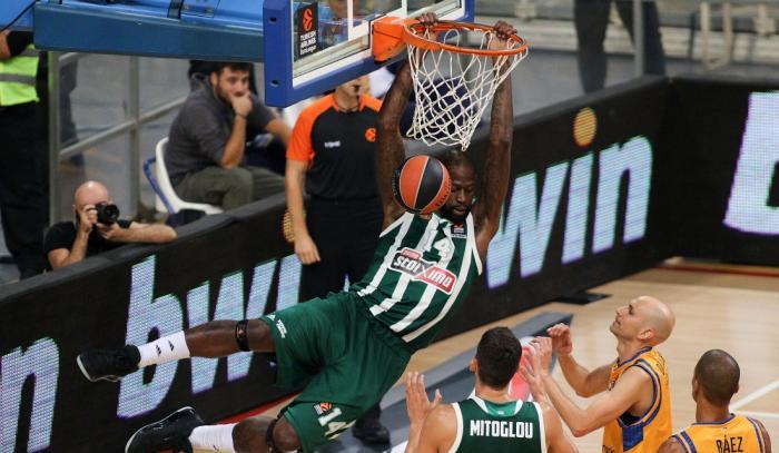 Με… ιπτάμενο Γκιστ το νέο Top-10 της Euroleague (vid) | panathinaikos24.gr
