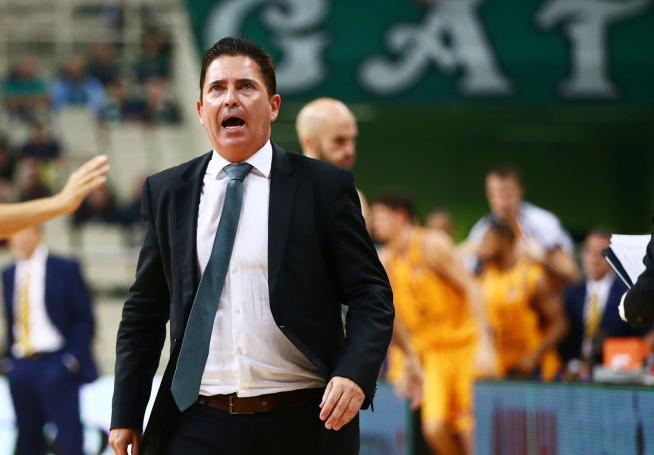 Πασκουάλ: «Σημαντική νίκη, δουλεύει πολύ ο Παπαγιάννης» | panathinaikos24.gr