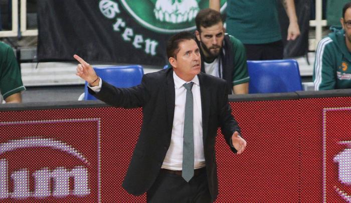 Πασκουάλ: «Παίξαμε καλά για 30 λεπτά» | panathinaikos24.gr