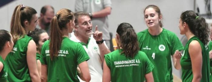 Βόλεϊ: Φιλική νίκη στην Κόρινθο | panathinaikos24.gr