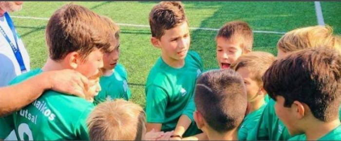 Futsal: Ισόπαλο ξεκίνημα για το τριφύλλι | panathinaikos24.gr