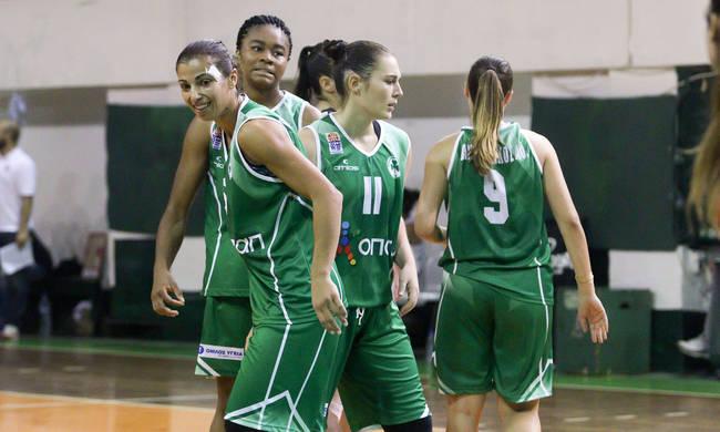Μπάσκετ: Νίκη ίσον πρόκριση για τις πράσινες! | panathinaikos24.gr