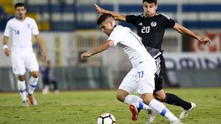 Το γκολ του Μπουζούκη για το 2-0 της Ελλάδας (vid)