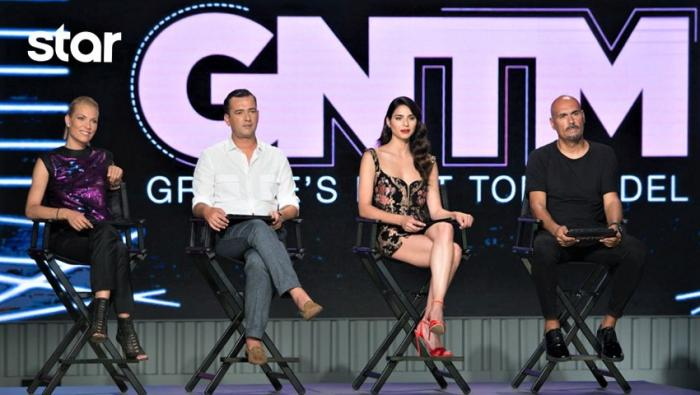 Έκαναν ότι δεν την ήξεραν: Η παρουσιάστρια του Star που πήγε στο Next Top Model (Vid) | panathinaikos24.gr