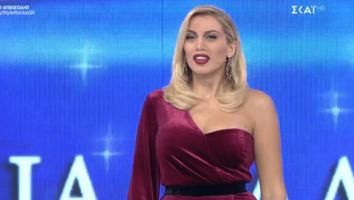 Άφωνη η Σπυρουπούλου: Με τα οπίσθια σε κοινή θέα η Ιωάννα Τούνη στο My Style Rocks (Vid) | panathinaikos24.gr