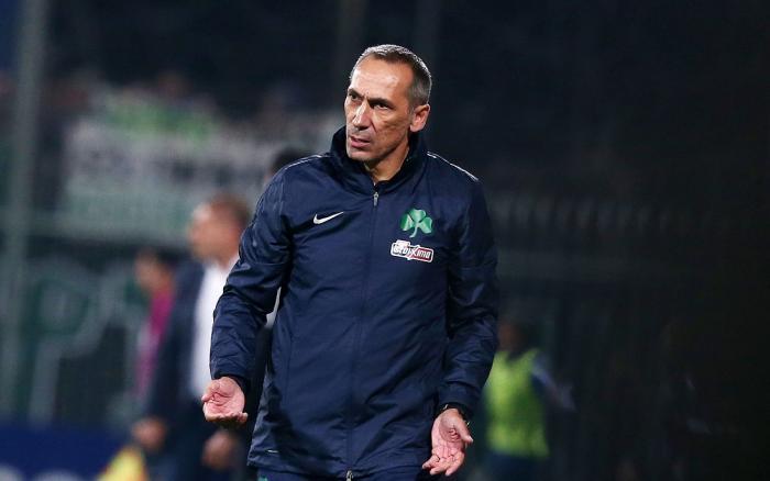 Δώνης: «Κρατάμε ότι οι παίκτες μας αρνήθηκαν να χάσουν» | panathinaikos24.gr
