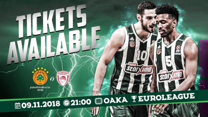 Τα εισιτήρια του Παναθηναϊκός – Ολυμπιακός | panathinaikos24.gr